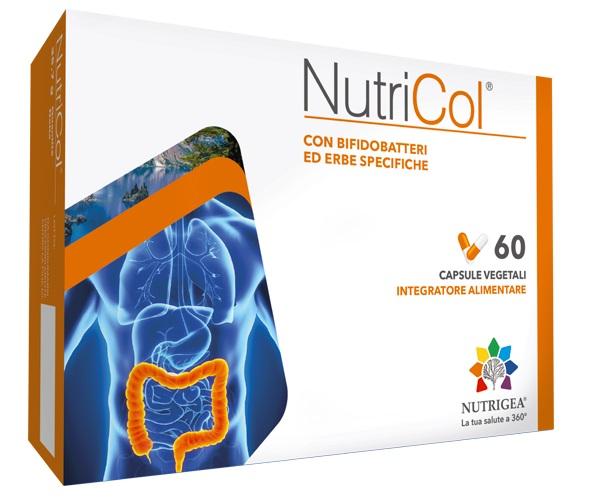 NUTRICOL 60 CAPSULE VEGETALI